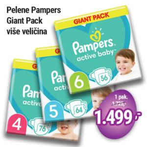 Pelene-Pampers